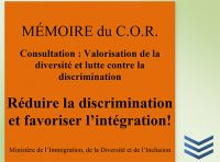 Mémoire valorisation diversité